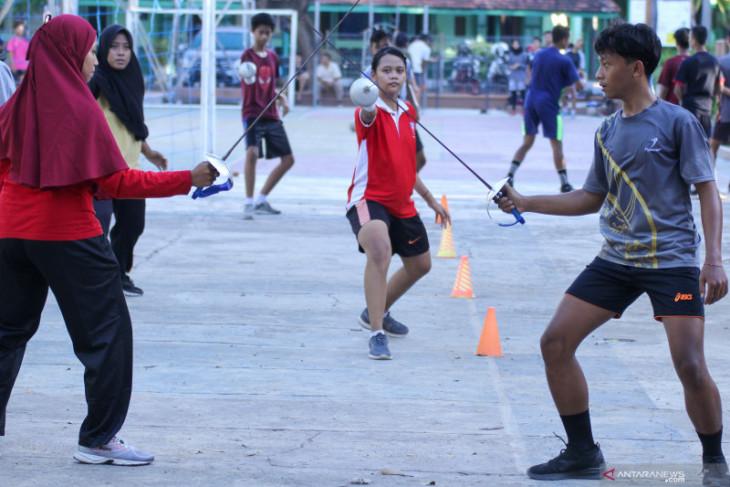 PON Papua: Atlet anggar dan bulu tangkis asal Situbondo siap perkuat Jatim