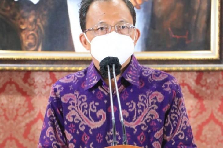 Gubernur Bali: Mal dan wisata bisa dibuka dengan kapasitas 50 persen