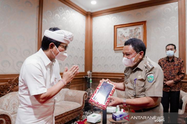 Pemkab Malaka-NTT pelajari sistem adat di Badung-Bali