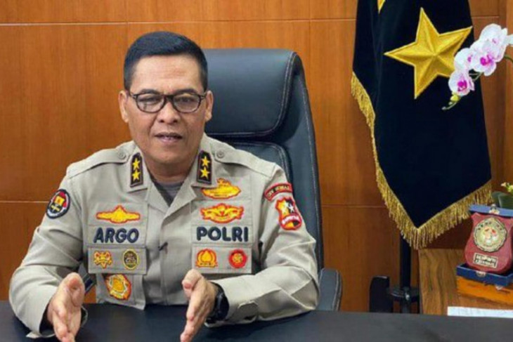 Polri bantu penanganan kebakaran di Lapas  Tangerang