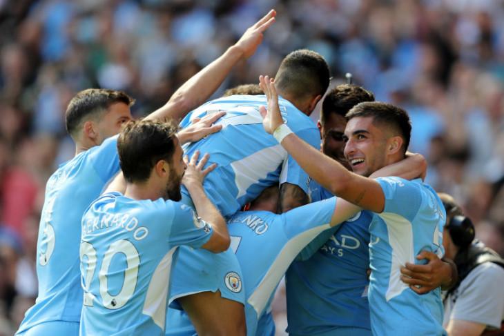 Manchester City miliki skuad termahal di Eropa, disusul MU