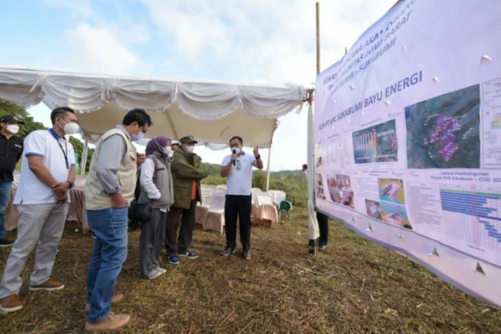 Pembangunan PLTB di Ciemas Sukabumi ditargetkan selesai 2024