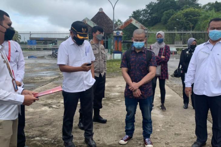 KJRI Kuching bantu pria asal Sulsel bebas dari tiang gantungan