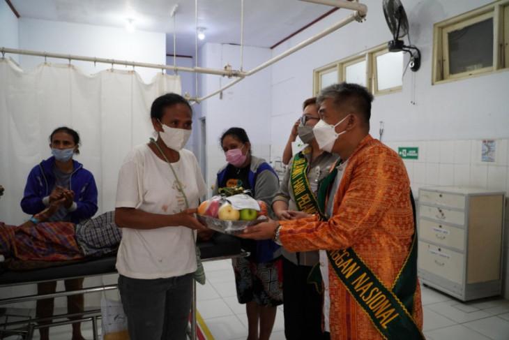BPJamsostek Cabang Maluku kunjungi korban kecelakaan optimalkan pelayanan