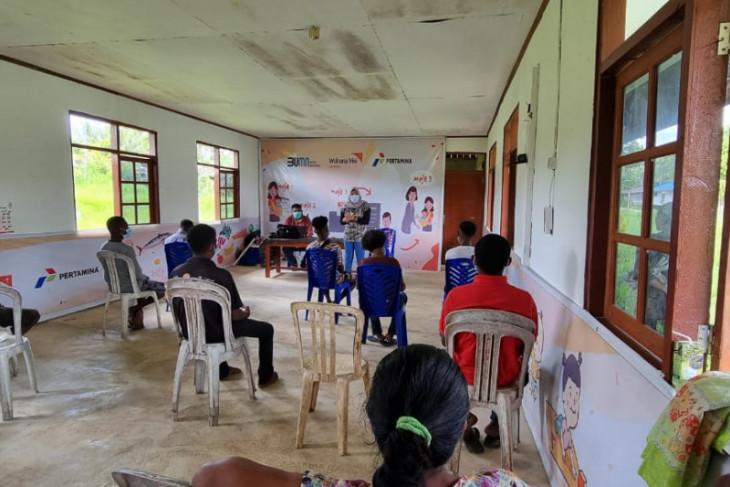 Pertamina RU VII Kasim dan masyarakat Kampung Klayas bahas program pemberdayaan