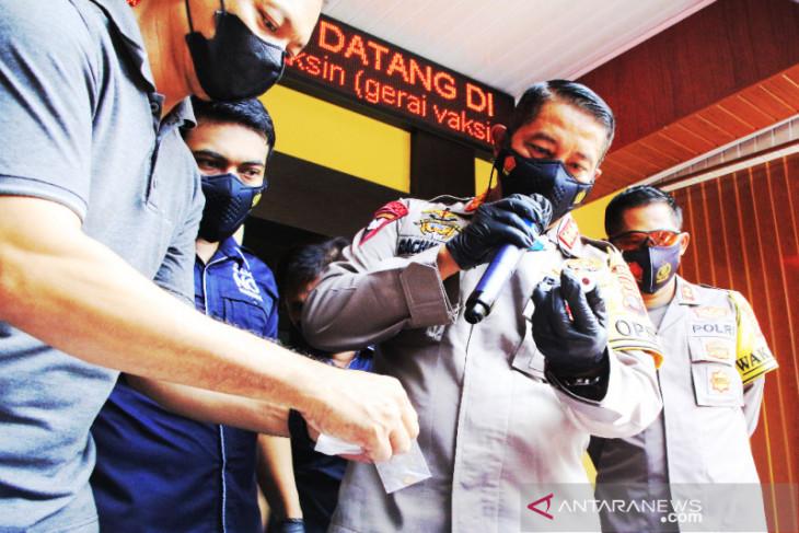Polresta Banjarmasin selamatkan 4.955 jiwa dari penyalahgunaan Narkoba