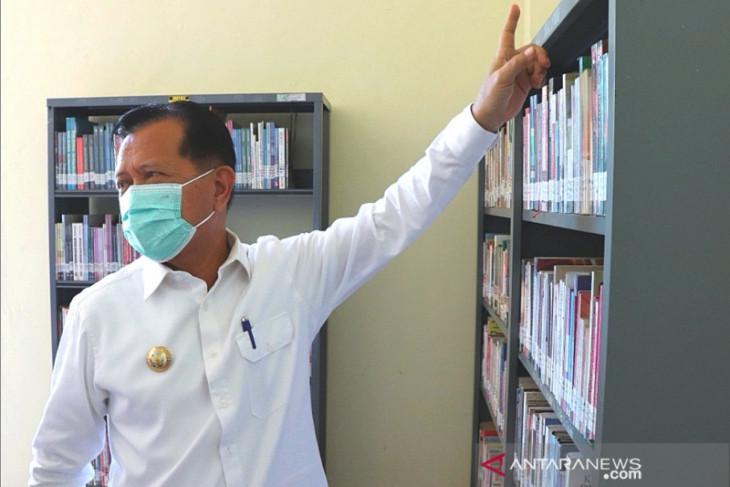 Perpustakaan Tapin resmi dibuka 19 ribu buku menanti pembaca