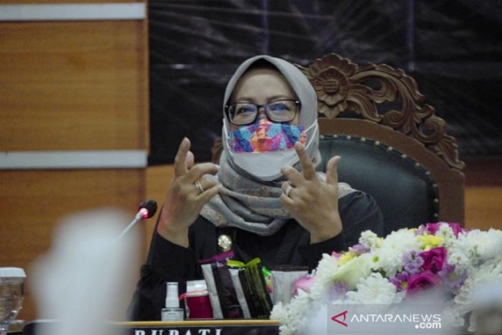 Bupati Bogor naikkan porsi bonus produksi untuk warga di sekitar PLTP Salak