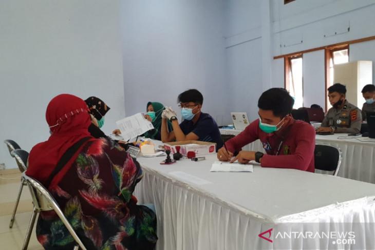 Gerai vaksin presisi permudah warga Sukabumi dapatkan vaksinasi