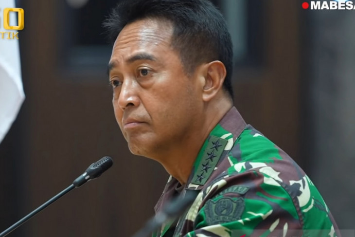 Kasad apresiasi para prajurit yang gigih memperjuangan pendidikan