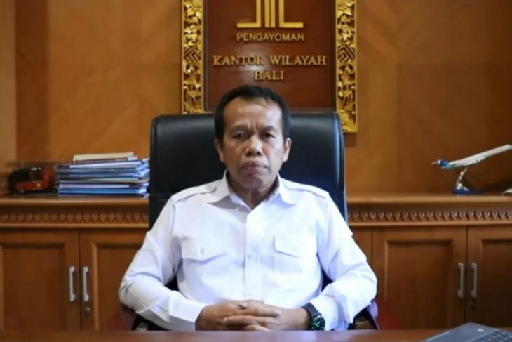 Kakanwil Bali: pastikan kebakaran Lapas Tangerang tak terulang