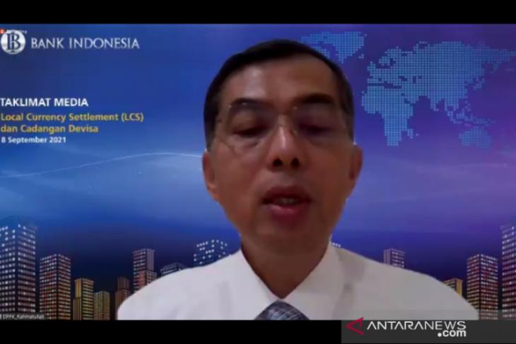 Kerja sama mata uang lokal Indonesia capai 1,2 miliar dolar AS per Juli 2021