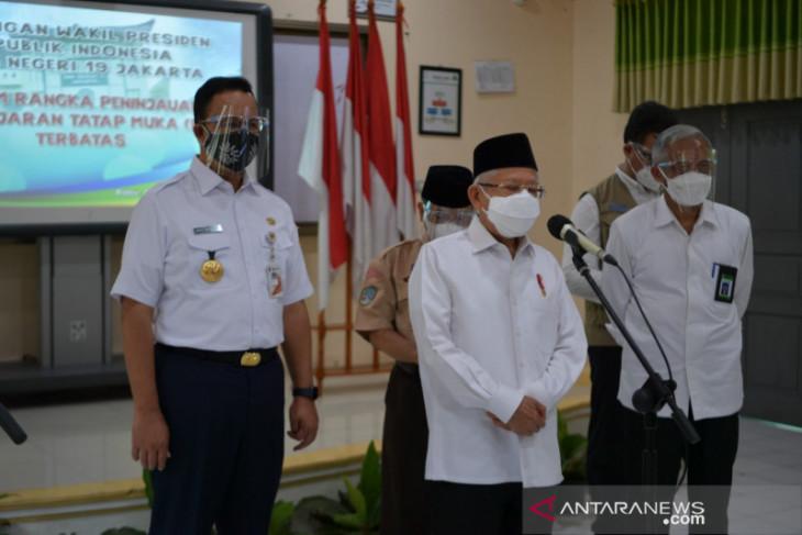 Terkait insiden Ahmadiyah, Wapres: Tidak boleh melakukan penyerangan