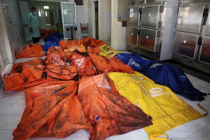 Satu korban kebakaran LP Tangerang teridentifikasi