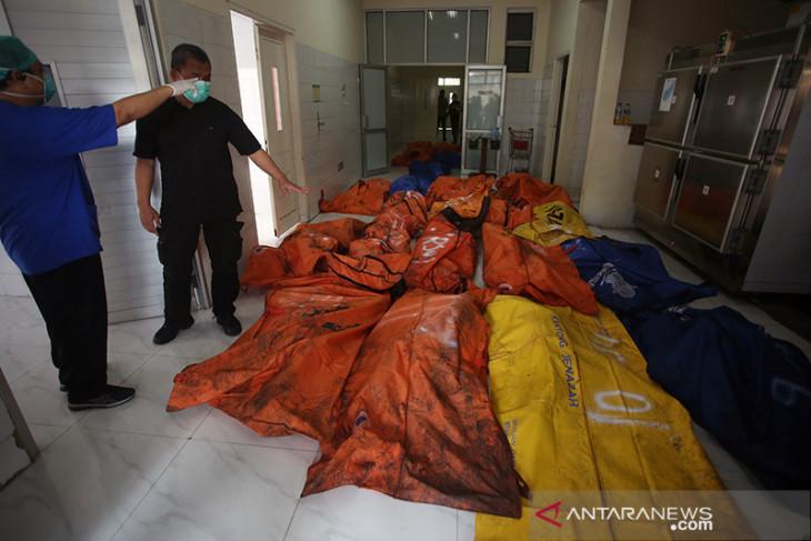 DVI Polri bantu identifikasi korban kebakaran Lapas Tangerang