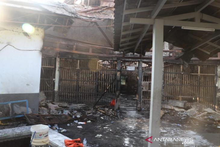 Polisi: Kasus kebakaran Lapas Tangerang naik ke tingkat penyidikan