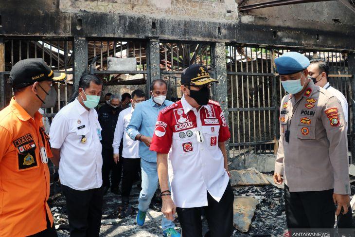 Polisi segera umumkan tersangka baru kebakaran Lapas Tangerang