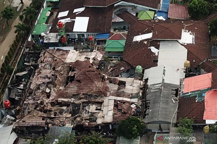 Korupsi cukai rokok hingga penelusuran kebakaran LP Tangerang