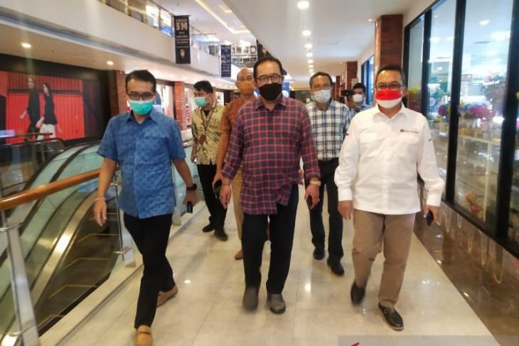 Wagub Bali: Manajemen mal wajib awasi pengunjung agar tak lebihi kapasitas