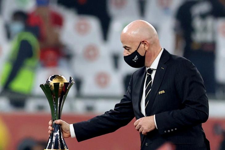 Jepang resmi mundur sebagai tuan rumah Piala Dunia Antarklub 2021
