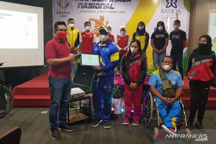 Batiqa Jababeka apresiasi atlet muda potensial dukung DBON (video)