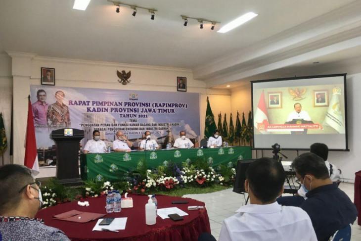 Ketua DPD LaNyalla ingin PP atas UU tentang Kadin diterbitkan
