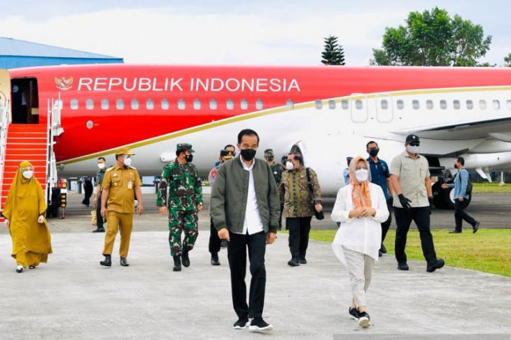 Jokowi : 17 bendungan akan diresmikan hingga Desember 2021