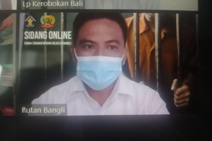 PN Denpasar penjarakan pengedar ekstasi-sabu 9 tahun