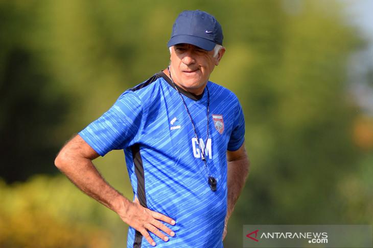 Pelatih Mario Gomez mengundurkan diri dari Borneo FC
