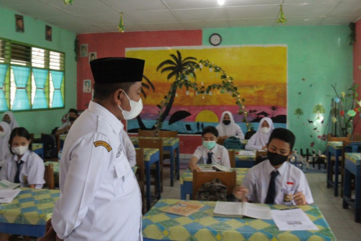 Pemkab Serdang Bedagai matangkan persiapan PTM di  sekolah