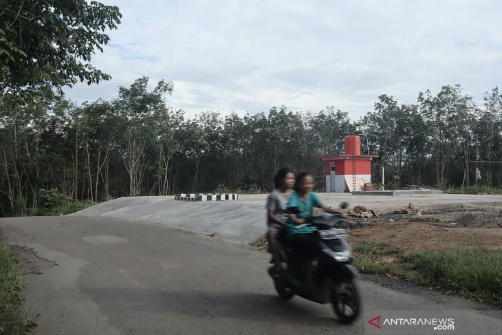 Desa di Tapin berbisnis dengan pertamina