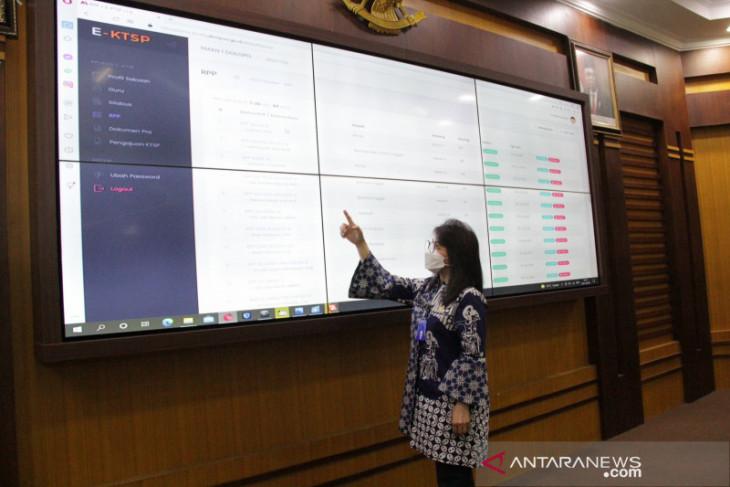 Permudah pengajuan kurikulum operasional secara digital, Disdik Jatim luncurkan E-KTSP