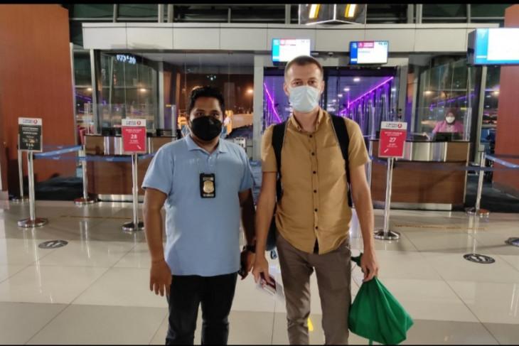 Imigrasi Bali deportasi WNA Rusia karena ribut