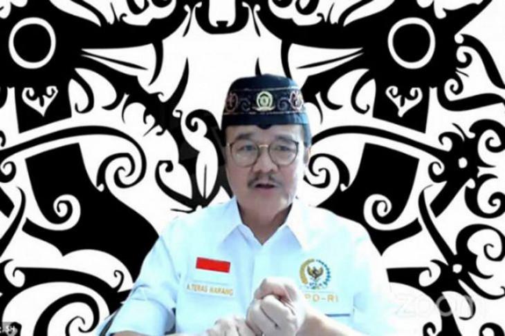 Teras Narang mendukung kebijakan Gubernur Kalteng terkait izin HTI