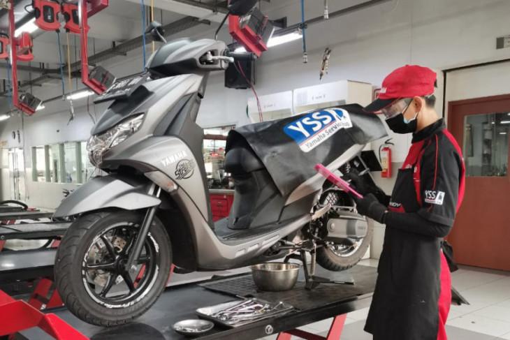 Ini keuntungan memiliki motor skutik Yamaha 125 cc