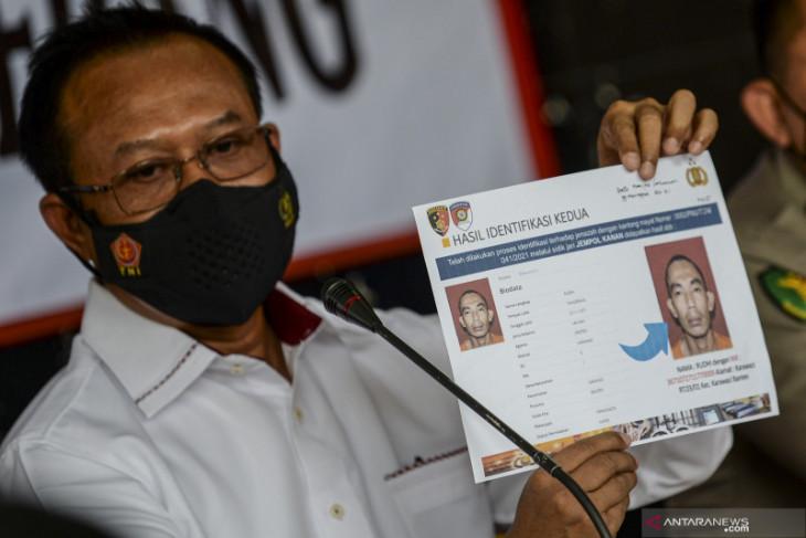 DVI Polri periksa 20 jenazah korban kebakaran Lapas Tangerang