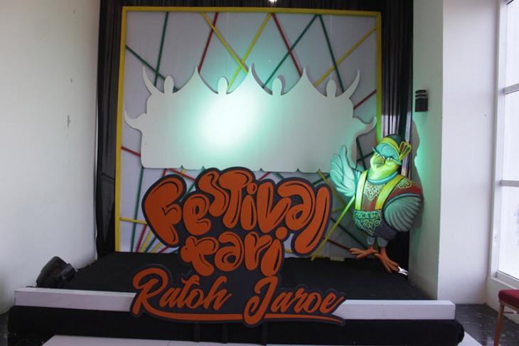 Aceh gelar Festival Ratoh Jaroe