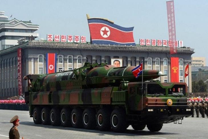 Korea Utara uji peluru kendali jelajah jarak jauh