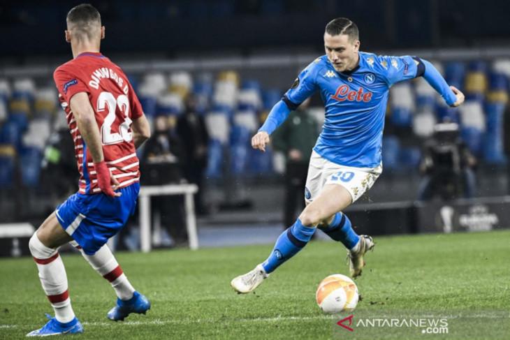 Piotr Zielinski siap bela Napoli untuk hadapi Juventus
