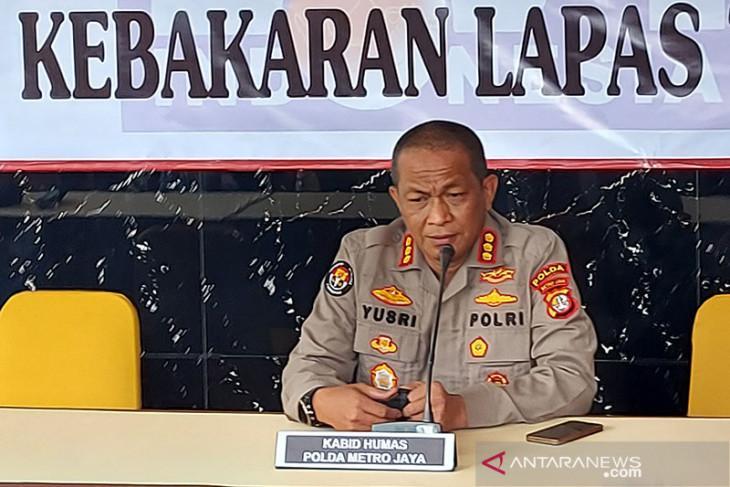 Terkait kebakaran, Polda Metro dijadwalkan periksa dua pejabat Lapas Kelas 1 Tangerang