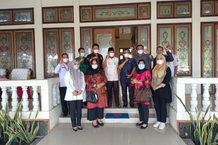 Kunker ke Tanjungjabung Barat, Komisi IV DPRD Provinsi Jambi bahas pengelolaan SLB