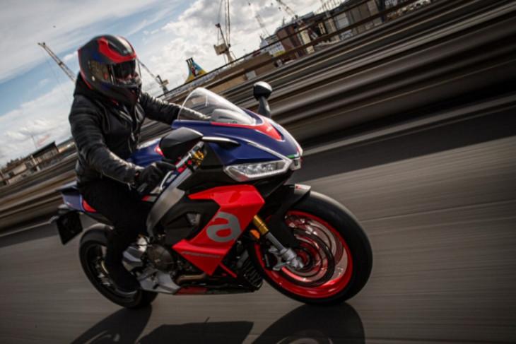 Aprilia dan Moto Guzzi luncurkan empat motor premium di Indonesia