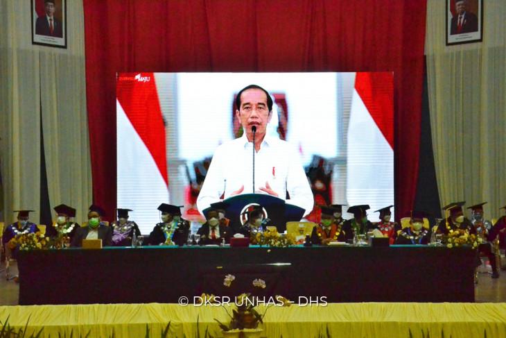 Presiden tandatangani Perpres 82/2021 mengenai dana abadi pesantren