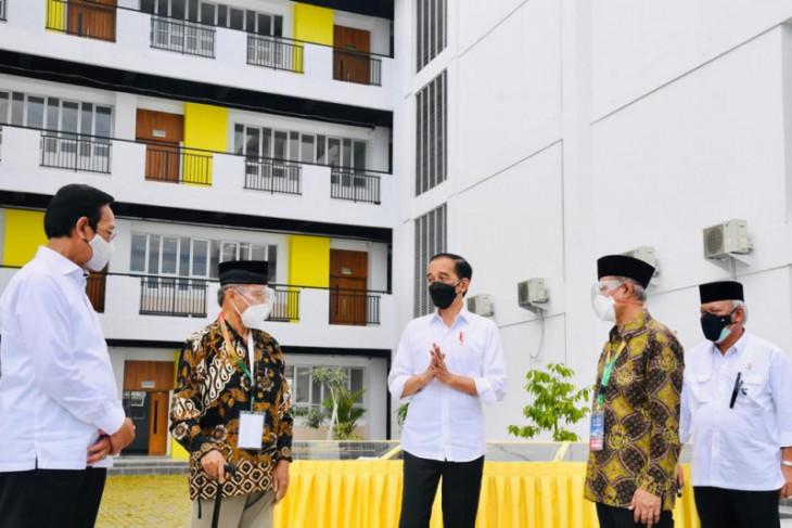 Jokowi lakukan kunker ke Jawa Tengah