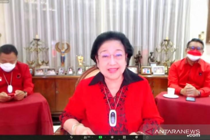 Diisukan kritis, Megawati kabarkan dalam keadaan sehat walafiat