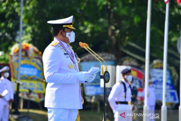 Kasal Yudo Margono perintahkan prajurit TNI AL tetap siaga di tengah pandemi COVID-19