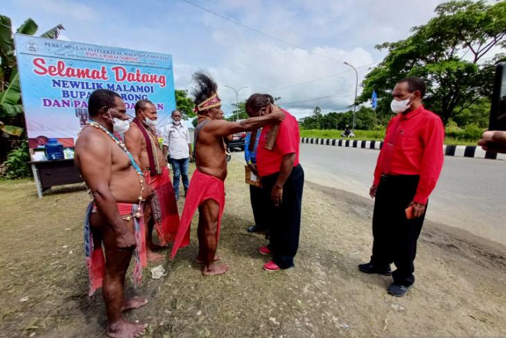 Masyarakat adat Malamoi minta Jokowi moratorium perkebunan sawit di kabupaten Sorong