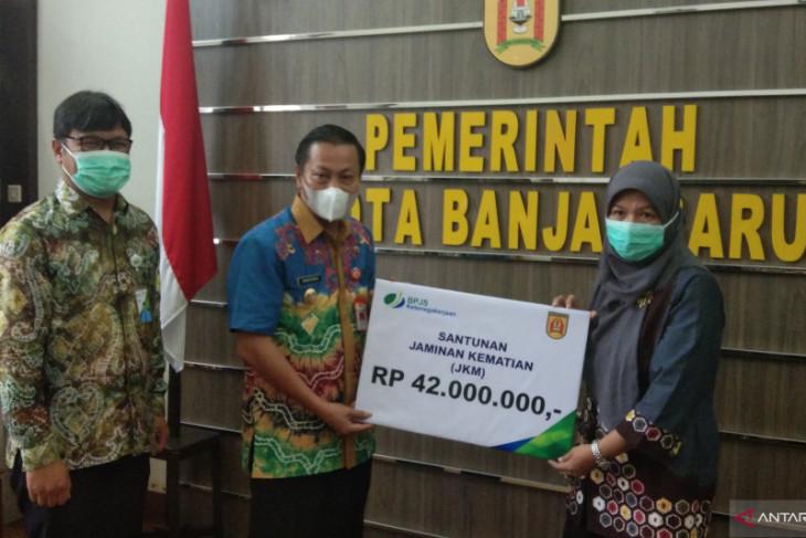 Pekerja non ASN Pemkot Banjarbaru diharapkan jadi peserta BP Jamsostek