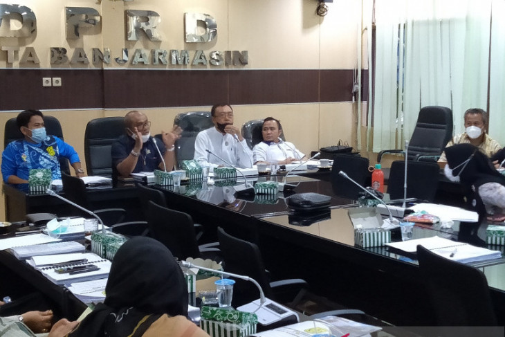 DPRD Banjarmasin harus berpacu dengan waktu selesaikan Raperda RTRW