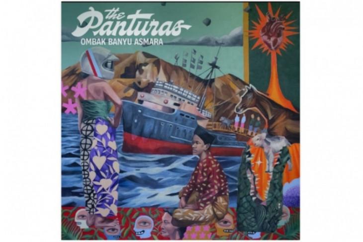 Grup band The Panturas rilis album kedua